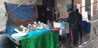 Forcella, sicurezza alimentare e lavoro nero: sequestri, multe e attività chiuse