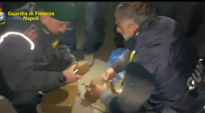 Cocaina dal Sud America alla Ndrangheta: arrestato il latitante Rubino