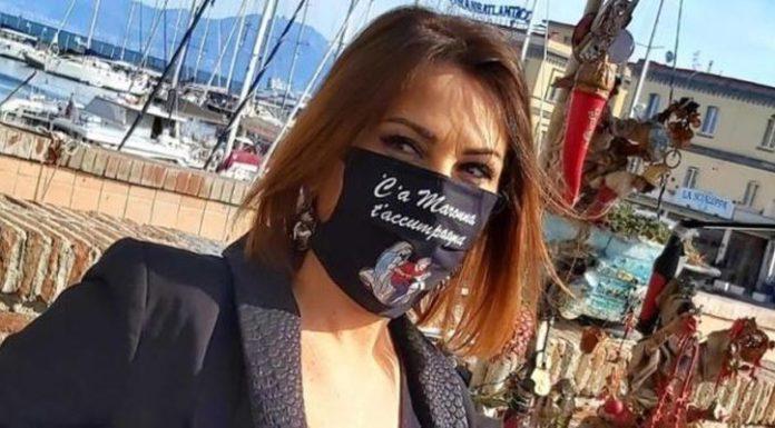 "Coronavirus tra sacro e profano: a Napoli spunta una mascherina ""divina"""