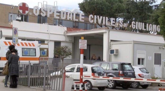 Coronavirus, chiuso il Pronto Soccorso dell'ospedaleSan Giuliano di Giugliano