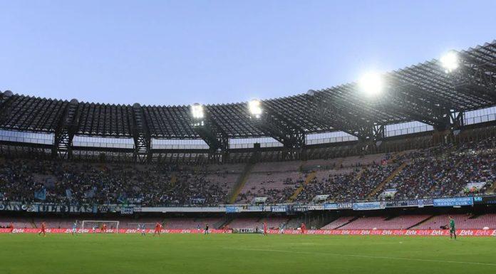 Coronavirus, Coppa Italia: rinviata la partita Napoli-Inter