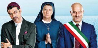 """""""Non c'è più religione"""" su Rai Movie: I film stasera in tv martedì 10 marzo"""