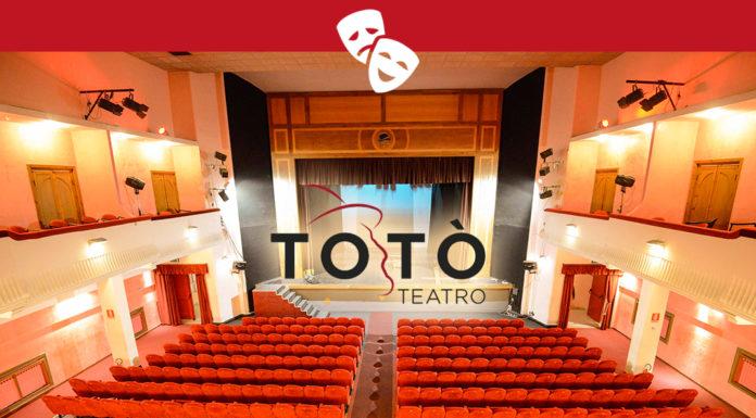 Il teatro Totò, con la pagina facebook, vicino al suo pubblico nel segno della speranza