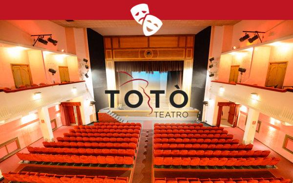 Il Teatro Totò presenta la nuova stagione e annuncia gli spettacoli del 2021/2022