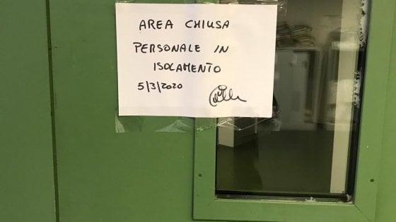 Coronavirus, caso sospetto di contagio al Tribunale di Napoli