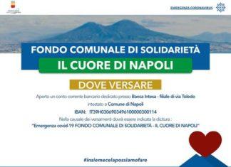 Napoli, Fondo Comunale di Solidarietà. Ecco come accedere per donazioni e aiuti alle famiglie