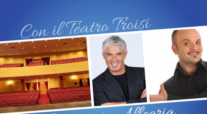 Dal Teatro Troisi per Pasqua in allegria arrivano sul web Biagio Izzo e Peppe Iodice