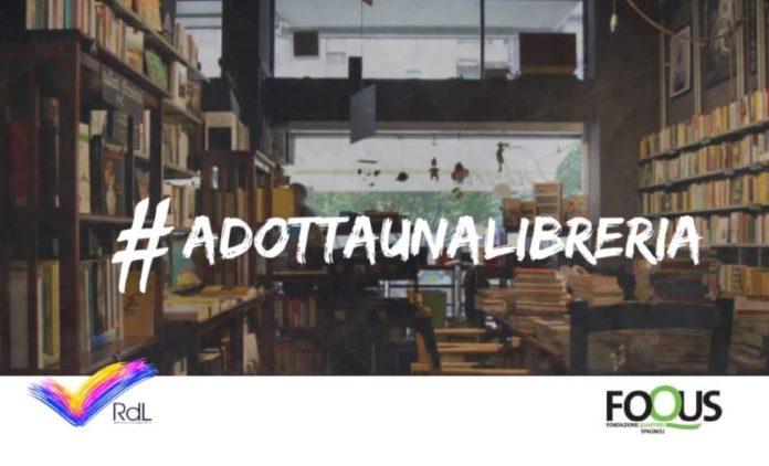 #Adottaunalibreria: l'appello di Ricomincio dai Libri per sostenere le librerie indipendenti