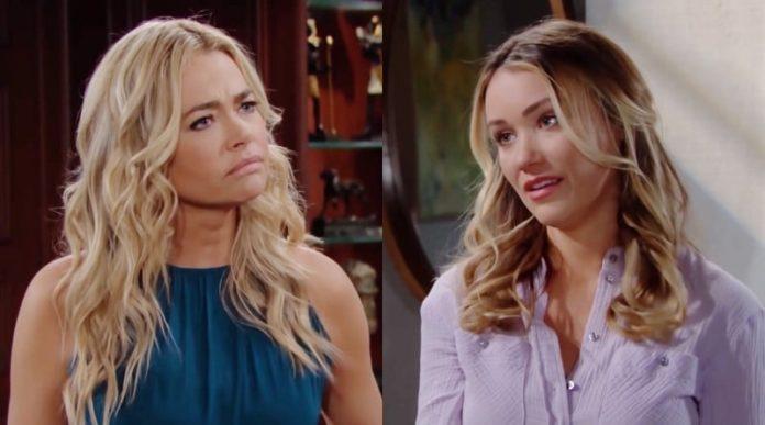 Beautiful: Shauna consiglia a Flo di tenere il segreto