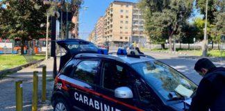 Fuorigrotta e Pozzuoli, controlli anti-contagio: Carabinieri utilizzano il drone