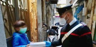 Rione Sanità, didattica a distanza: i Carabinieri consegnano 40 tablet