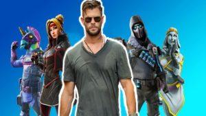 Fortnite: in arrivo Chris Hemsworth nei panni di Tyler Rake?
