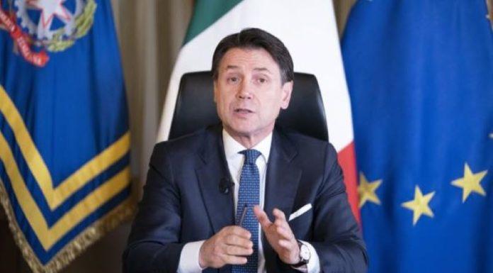 """Conte: """"Riapertura dal 4 maggio, ma un piano differenziato per regione"""""""