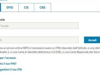 Inps al via le domande per il bonus da 600 euro: boom di accessi al sito