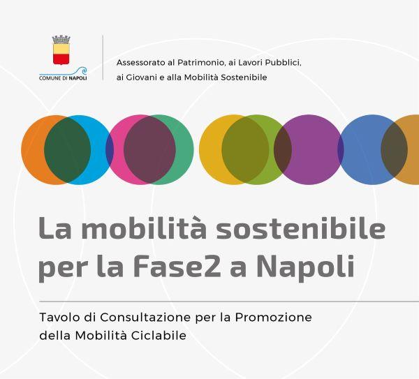 Coronavirus a Napoli, verso la fase 2: promozione della mobilità ciclabile