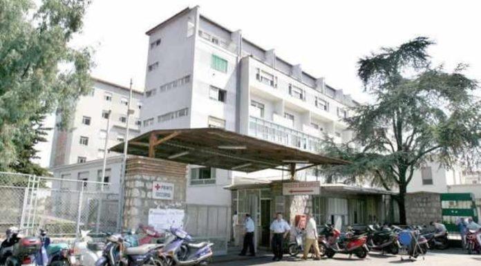 Covid 19 a Castellammare: si chiedono tamponi per tutto il personale dell'ospedale