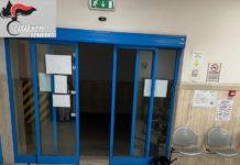 Benevento, 25enne ubriaco danneggia l'ospedale Fatebenefratelli: arrestato