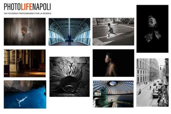 Photo Life Napoli: l'arte della fotografia a supporto dell'ospedale Pascale