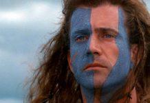 """""""Braveheart - Cuore impavido"""": i titoli dei film stasera in tv sabato 4 aprile"""