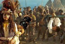 """""""Pirati dei Caraibi - La maledizione del forziere fantasma"""" stasera in tv giovedì 9 aprile"""