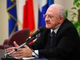 Coronavirus, piano della Regione Campania: 500 milioni di euro per poveri e imprese