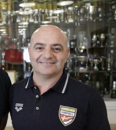Pallanuoto. Enzo Massa è il nuovo allenatore della Canottieri Napoli