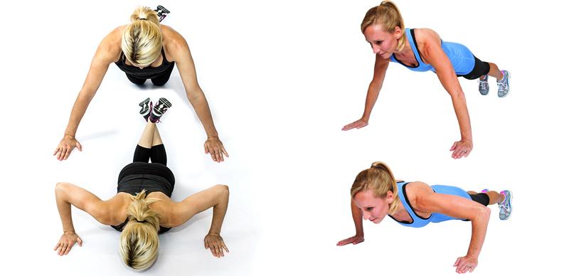 Tonificare Il Seno: I migliori Esercizi Pettorali da svolgere a corpo libero