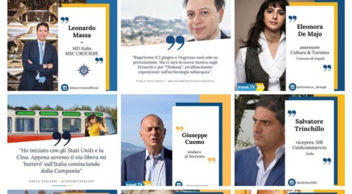 Turismo: tutti i numeri del crac in Campania e nel mondo su TravelTv24