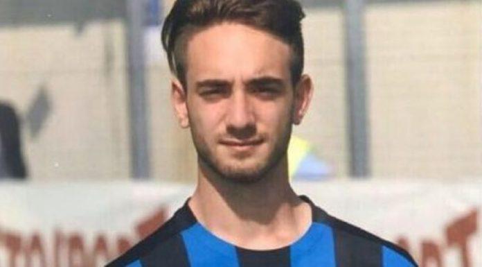 Tragedia nel calcio italiano: Andrea Rinaldi muore a 19 anni per aneurisma