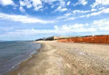 Pozzuoli e Bacoli, spiagge libere chiuse fino al 2 giugno