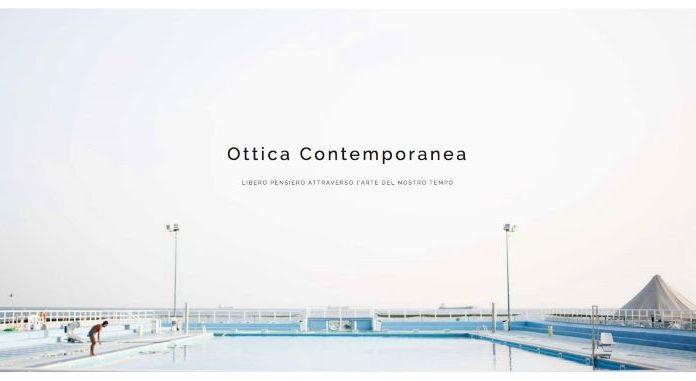 Ottica Contemporanea: un nuovo blog per l'arte ai tempi del Covid 19