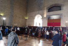 Comune di Napoli: oggi il primo Consiglio comunale in presenza della fase 2