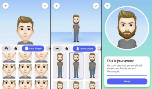 Avatar di Facebook.  Guida alla creazione e alle modifiche
