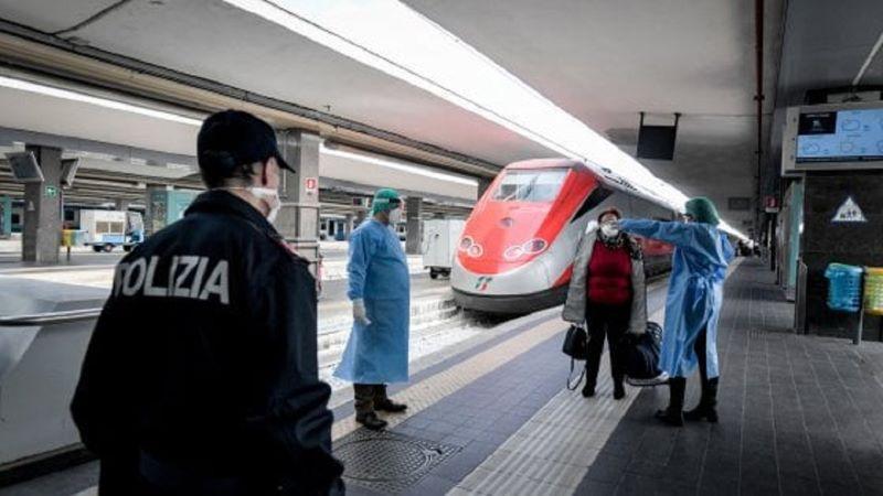 Covid-19 rientri in Campania: 19 viaggiatori positivi al test rapido