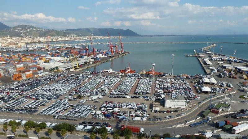 Porto di Salerno, sequestro rifiuti destinati Burkina Faso