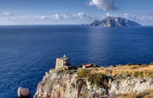 Punta Campanella: gran successo per Le meraviglie delle aree protette a casa (VIDEO)