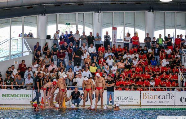 Pallanuoto: la Fin ha disposto la conclusione senza verdetti dei campionati senior