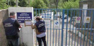 Blitz del Noe, sequestrati dodici depuratori: 33 indagati per inquinamento