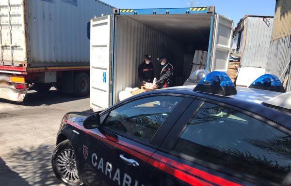 Casoria e Ponticelli, maxi-sequestro di sigarette di contrabbando e un arresto: IL NOME