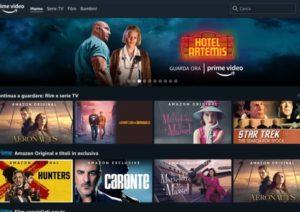 Amazon Prime Video: ecco la lista delle migliori uscite di luglio