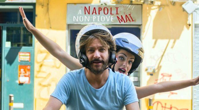 """Stasera in tv martedì 12 maggio: """"A Napoli non piove mai"""" su Rai 2"""