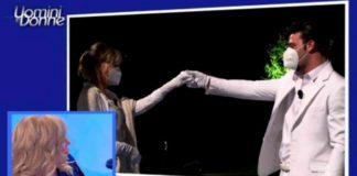 Uomini e Donne: grandi polemiche contro Gemma e Nicola