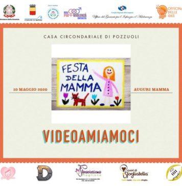 Pozzuoli: Festa della mamma alla Casa circondariale con l'iniziativa Videoamiamoci