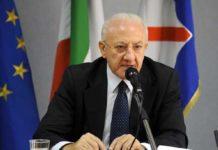 Regione Campania: De Luca incontra i pediatri per il prossimo anno scolastico
