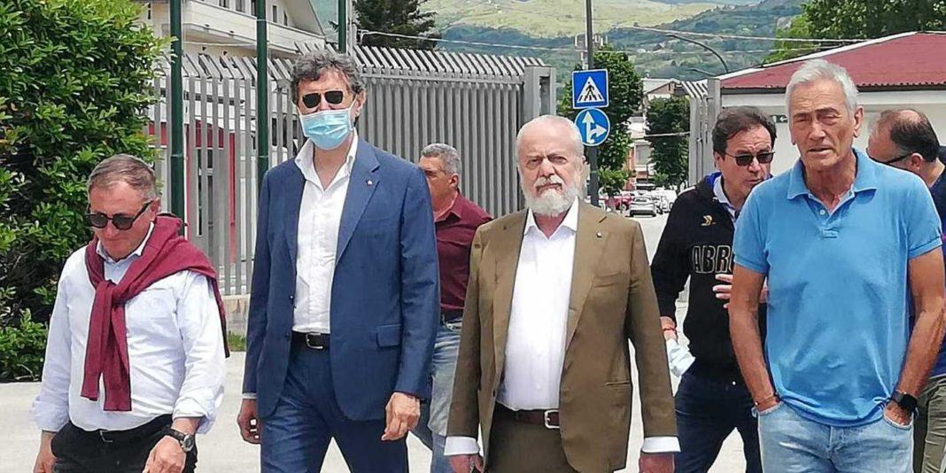 Calcio Napoli, via al raduno tra la paura del Covid e i dubbi di mercato