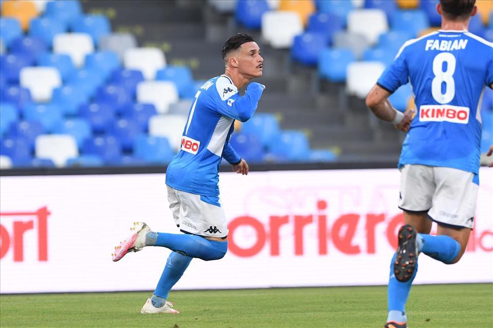 3-1 alla SPAL, per il Calcio Napoli quinta vittoria consecutiva in campionato