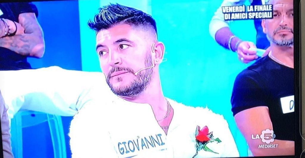 Uomini e Donne over: Giovanni Longobardi e la rissa sfiorata