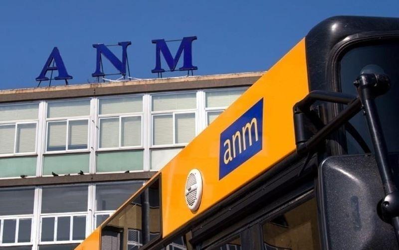 ANM: presentazione dei nuovi bus e l'intervista a Pascale [VIDEO]