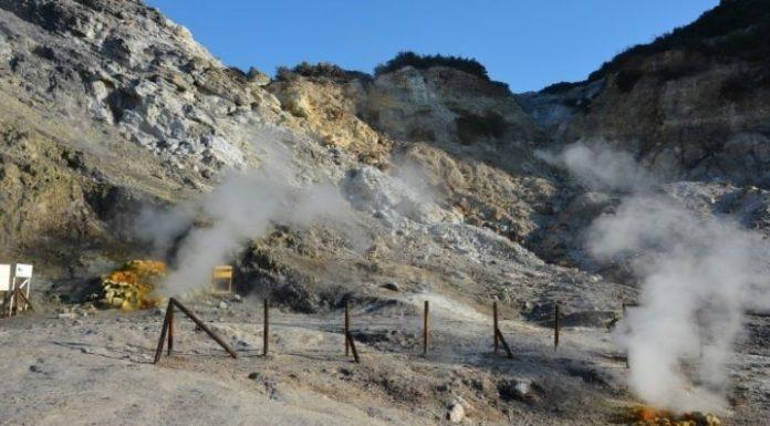 Campi Flegrei: il radon aiuta a monitorare il supervulcano