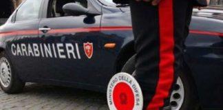 Calitri, maresciallo dei carabinieri si toglie la vita con la pistola d'ordinanza